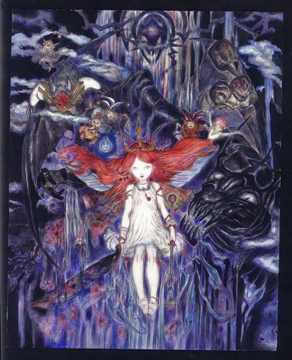 Amano Child of Light