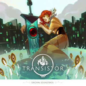 Red and the transistor album cover