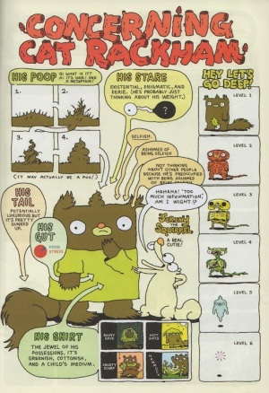Concerning Cat Rackham