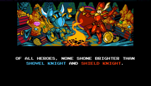 Shovel Knight Shield Knight