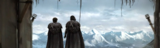 Game of Thrones The Lost Lords The Wall