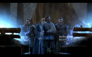 Game of Thrones The Lost Lords Funeral