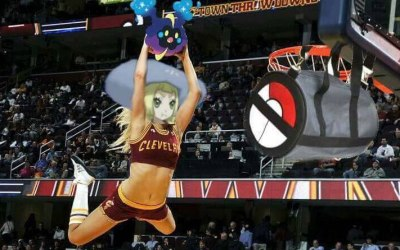 Nebby Bag Slam Dunk SNES Classic