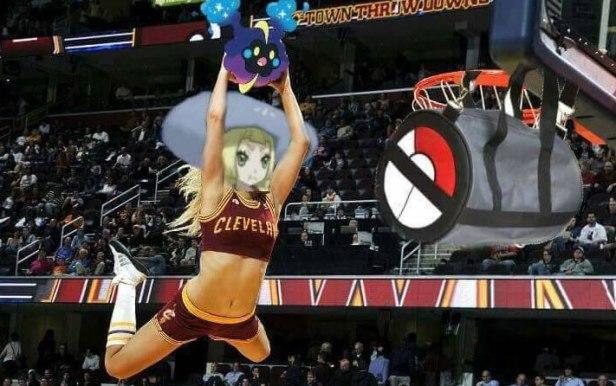 Nebby Bag Slam Dunk SNES Classic