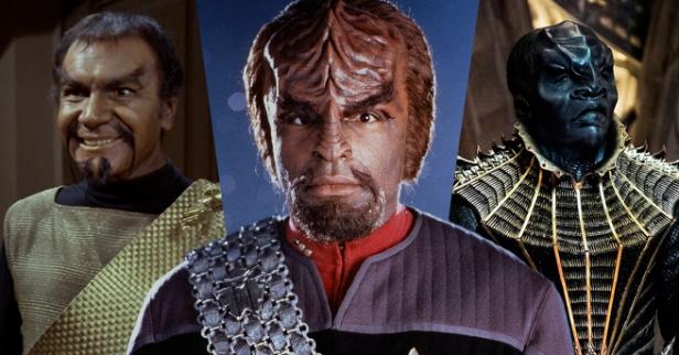 Klingon Design Changes Star Trek